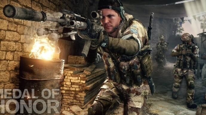Make sure you download the Medal of Honor day one patch