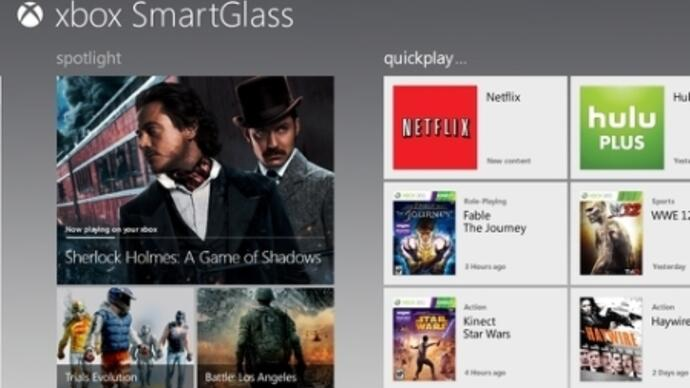 Xbox 360 SmartGlass app launches free this week