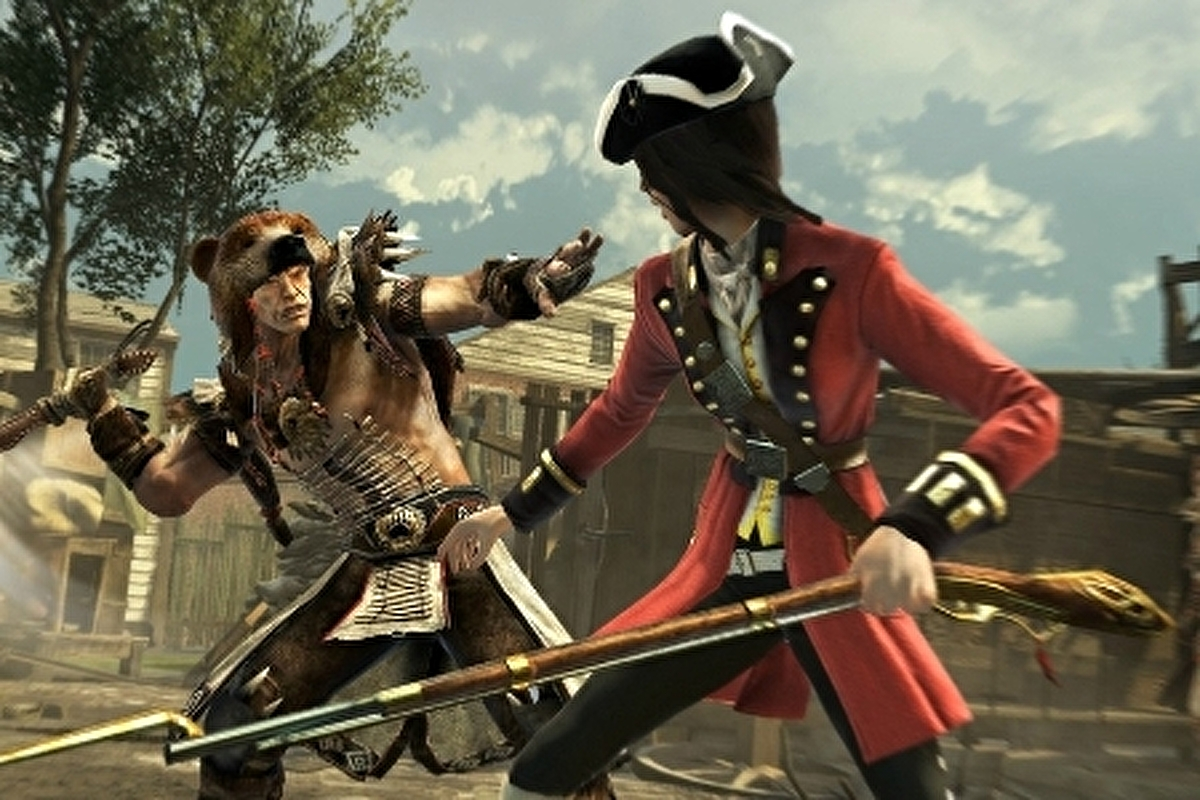 Assassin's Creed 3 fuelled by in-game micro-transactions • Eurogamer net