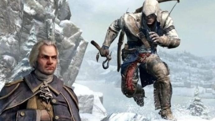 Assassin's Creed 3 sales estimated at over 3.5 million units