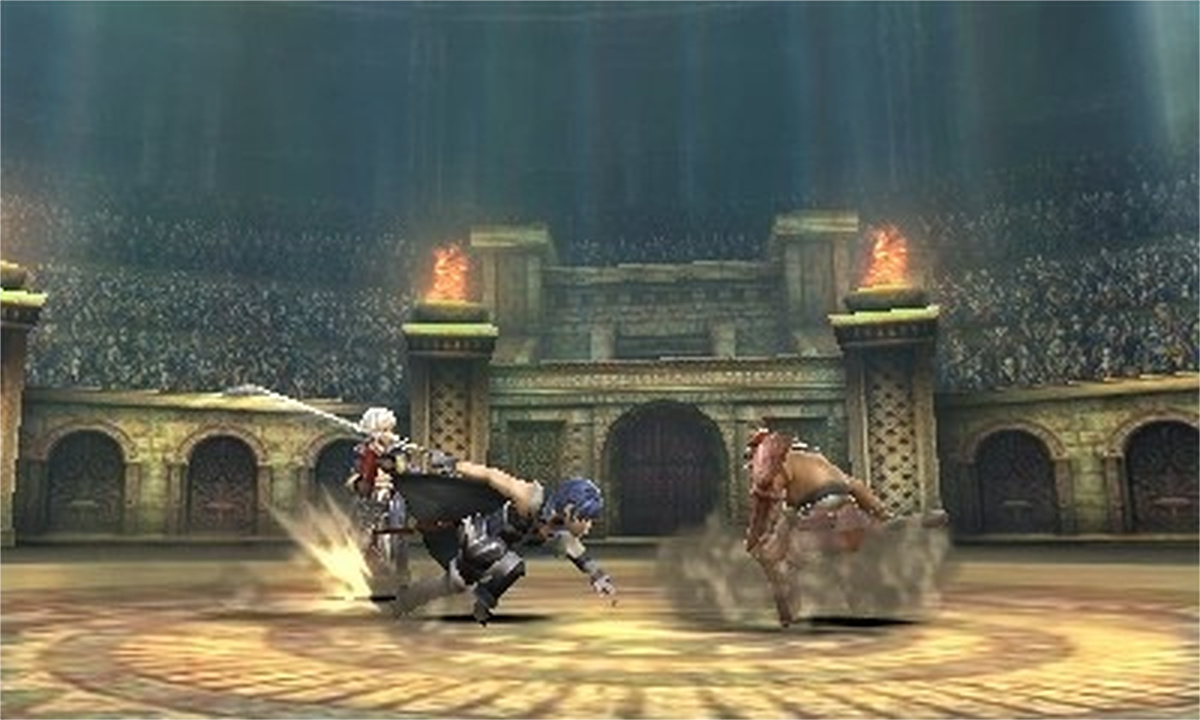 Opinion Fire Emblem Is Suddenly One Of Nintendos Most Prominent Game Nintendo 3ds Fates Conquest Usa Franchises Usgamer