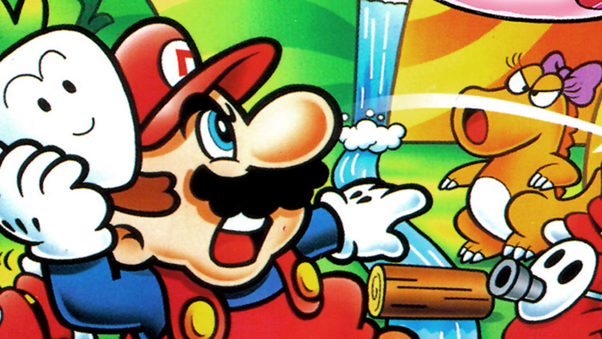 USgamer Community Question: What Was Your First Mario Game?