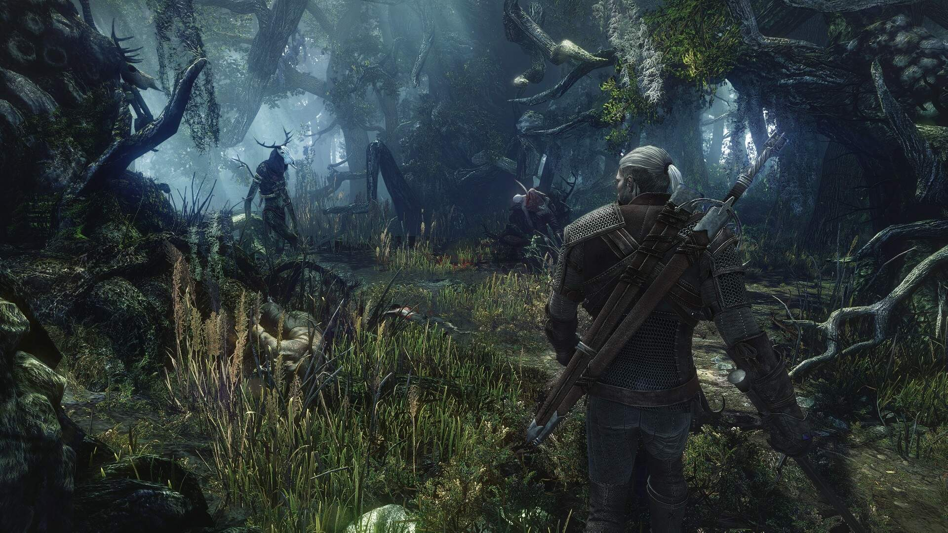 CD Projekt's Next Game Is Either More Cyberpunk or Another Witcher