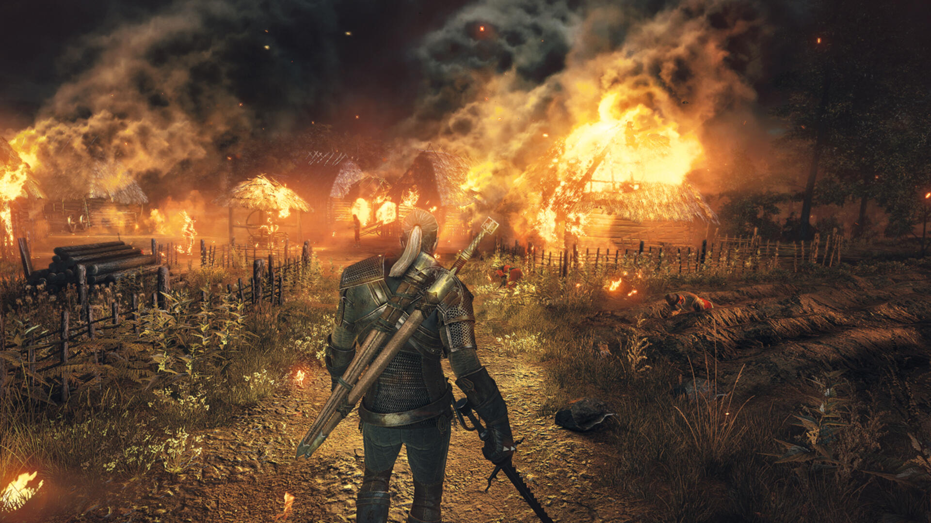 Entire The Witcher 3: Complete Edition Will Fit on the Notoriously Small Switch Cartridge