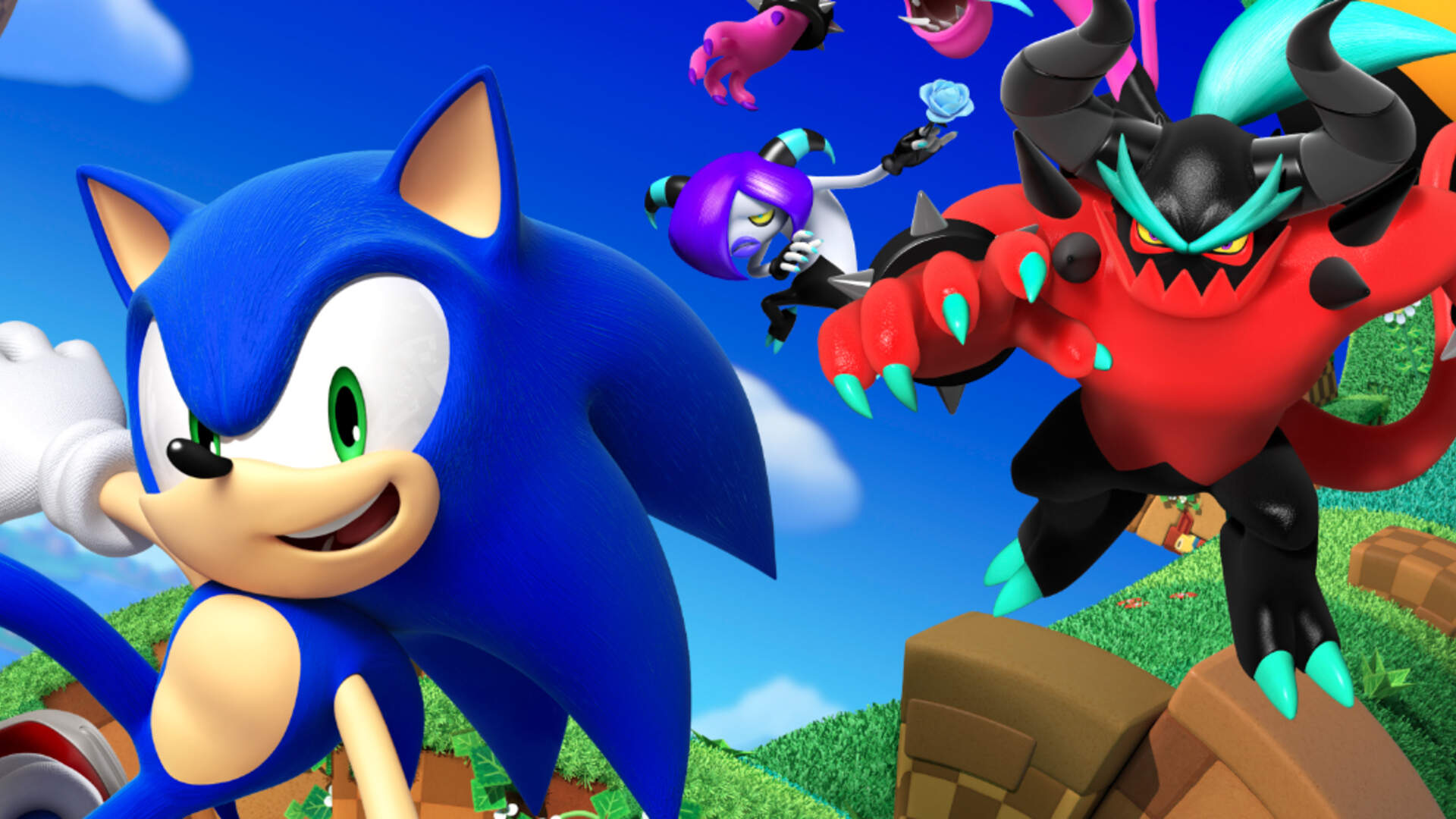 Will A Measure Of Mario Magic Save Sonic Usgamer