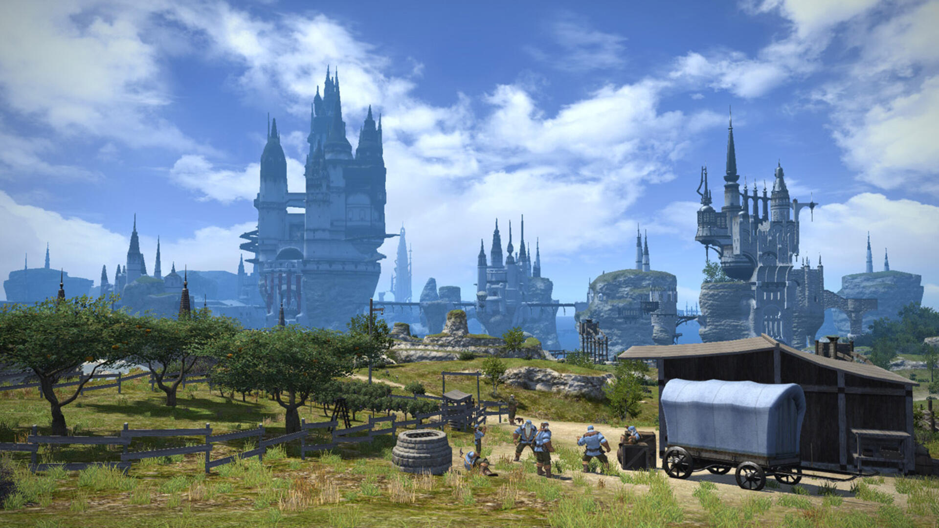 Final Fantasy XIV Open Beta and Early Access Announced