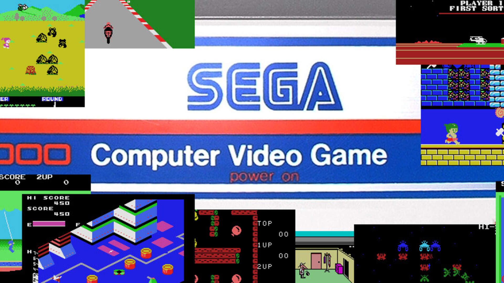 Remembering Sega's First Console, the SG-1000