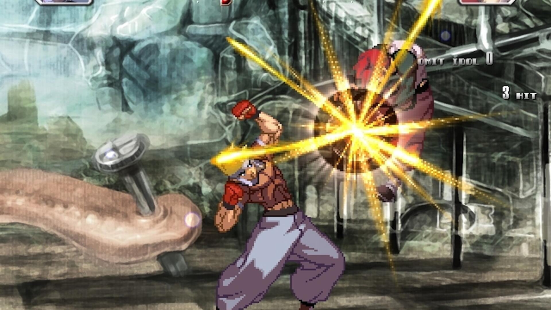 Ex-King of Fighters Devs Launch Crowdfunder for New 2D Fighter
