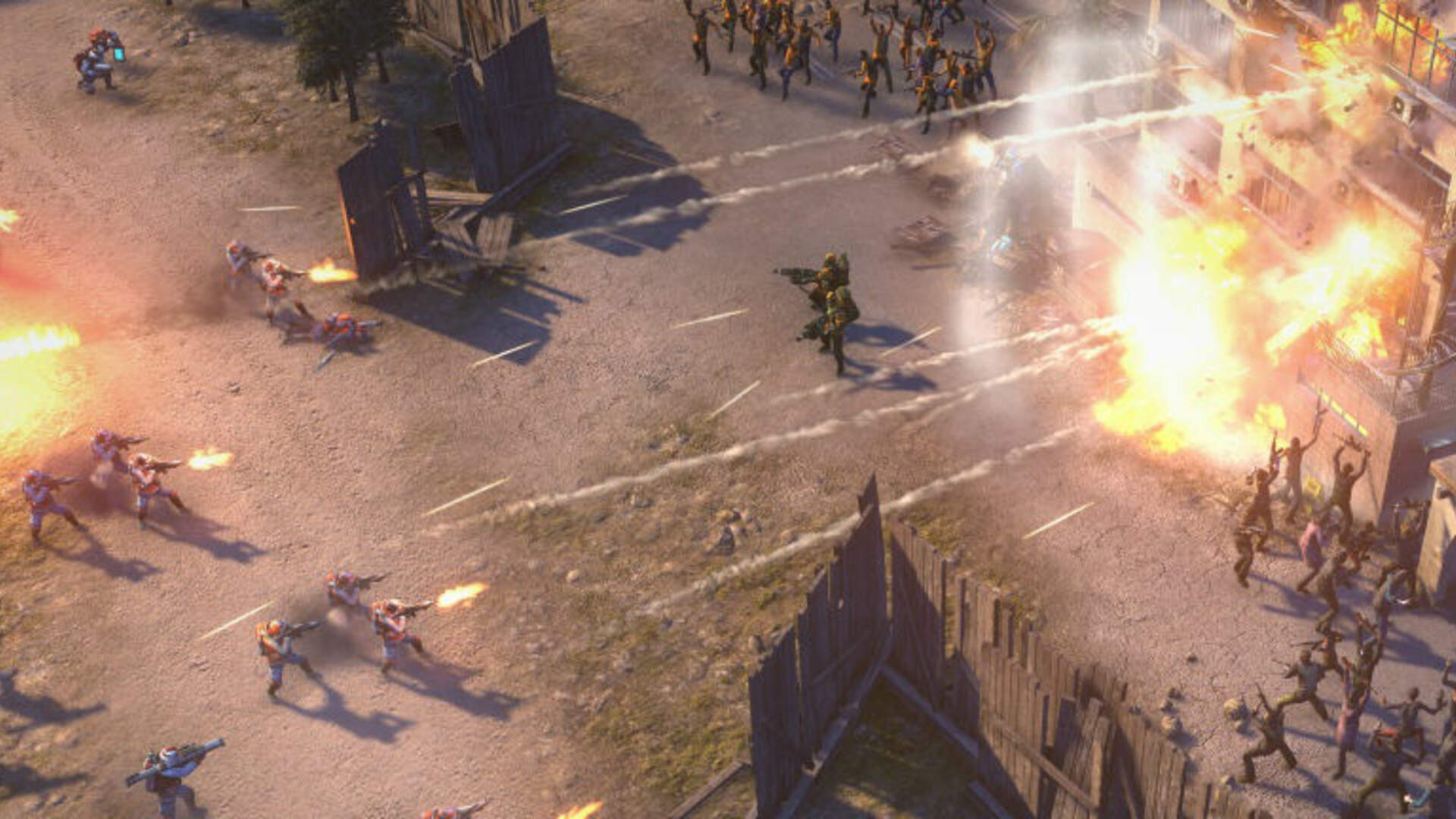EA Cancels Free-to-Play Command & Conquer