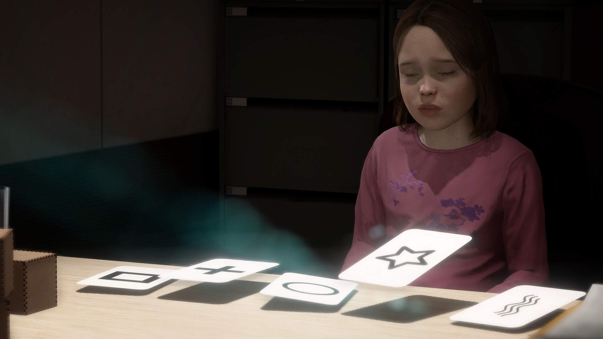 Beyond: Two Souls is Better with Two