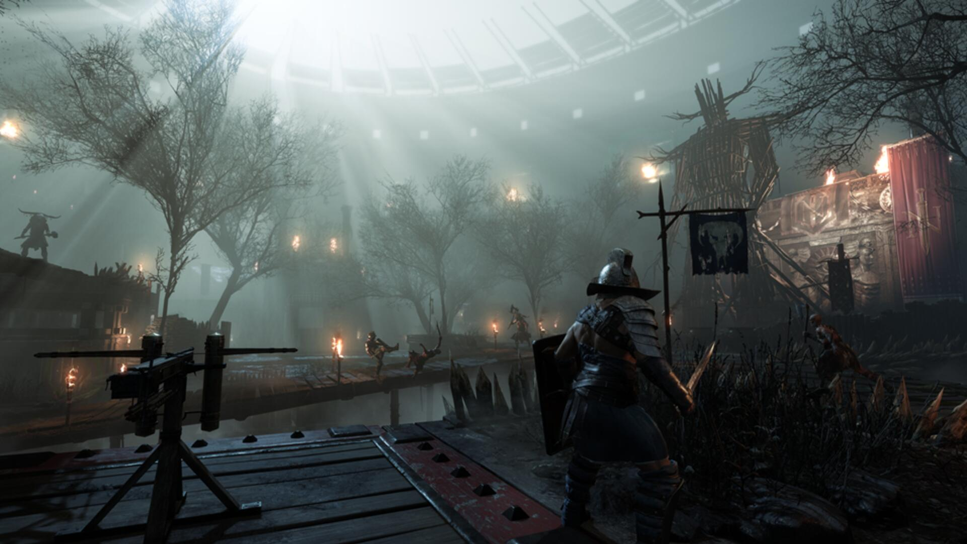 RYSE: Son of Rome Xbox One Review: Quantum Satis