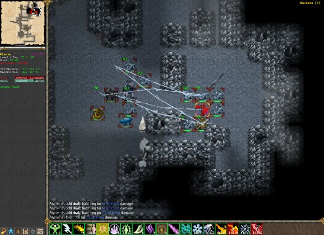 Where I'm @: A Brief Look At The Resurgence of Roguelikes