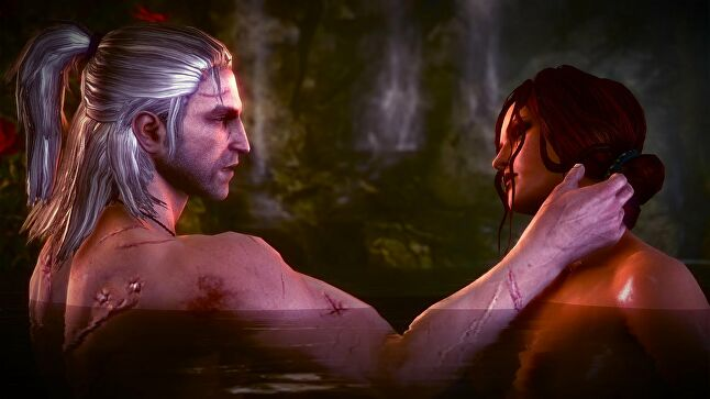 The Witcher's sex scenes earned CD Projekt RED some castigation, but it's one of a handful of games to try and break the taboo of nudity.