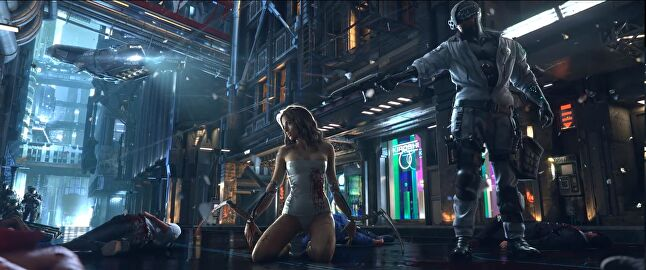 Cyberpunk's teaser toyed with tropes and expectations, but some saw it as furthering an established misogyny. Either way, it certainly did the job of attracting attention.