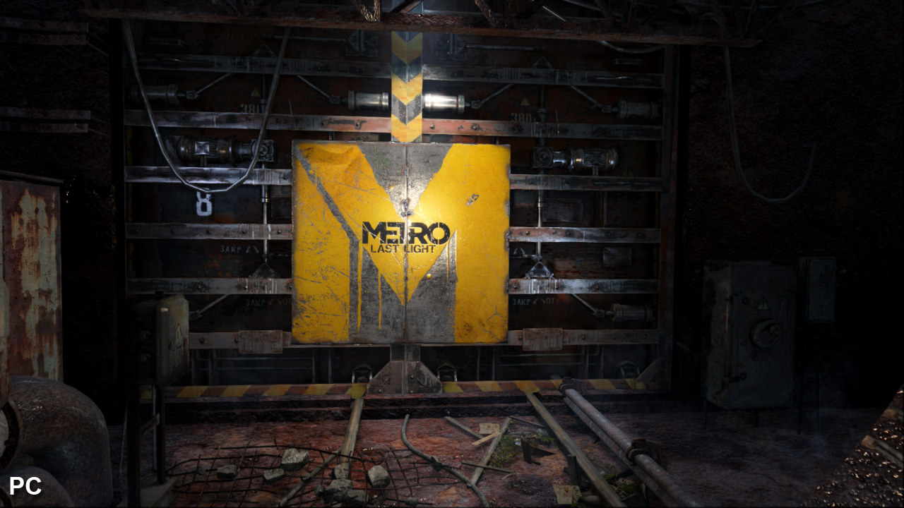 Face Off Metro Last Light O Eurogamer