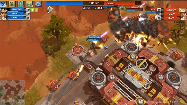 AirMech is one of the few free-to-play games on Early Access