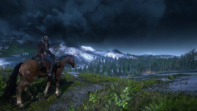 The Witcher 3 invites players to a new open-world.