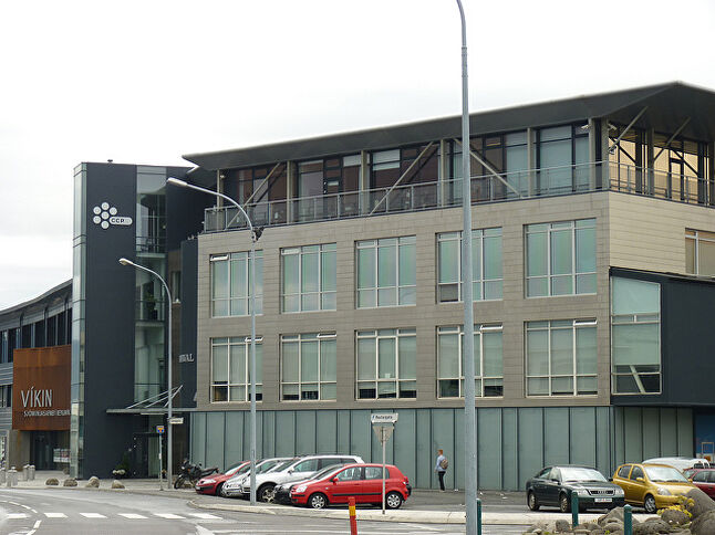 CCP Games' headquarters in Reykjavik, Iceland.