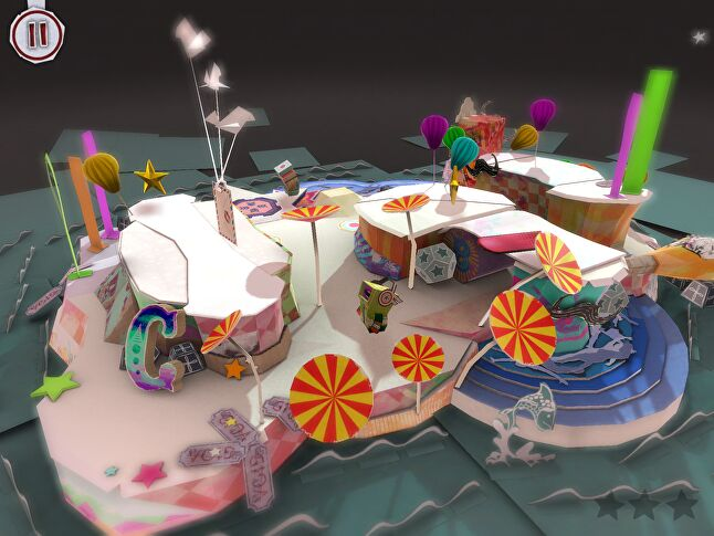 Paper Titans, developed by Team Lumo for Blitz, recently won the Macworld iOS game of the year award.