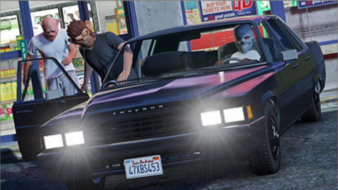 GTA Online - preview