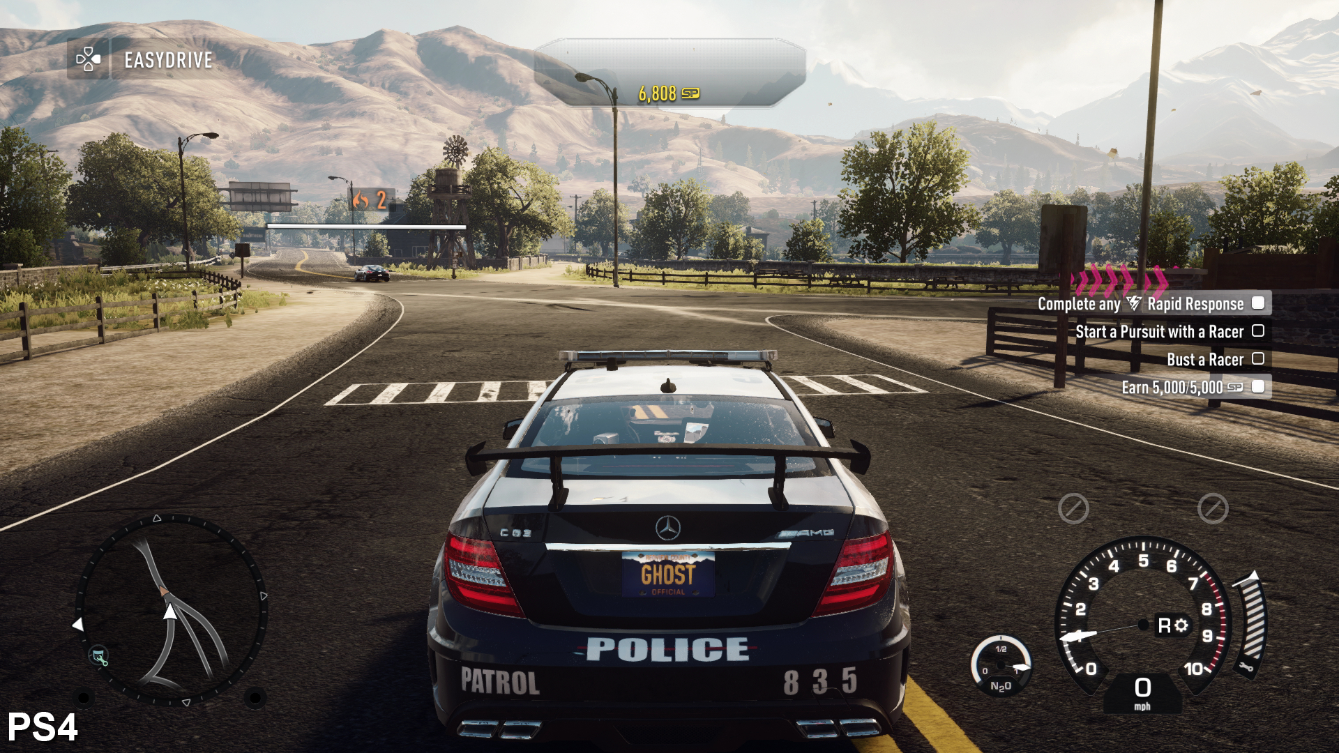 Face Off Preview Need For Speed Rivals On PS4 And Xbox One O Eurogamer