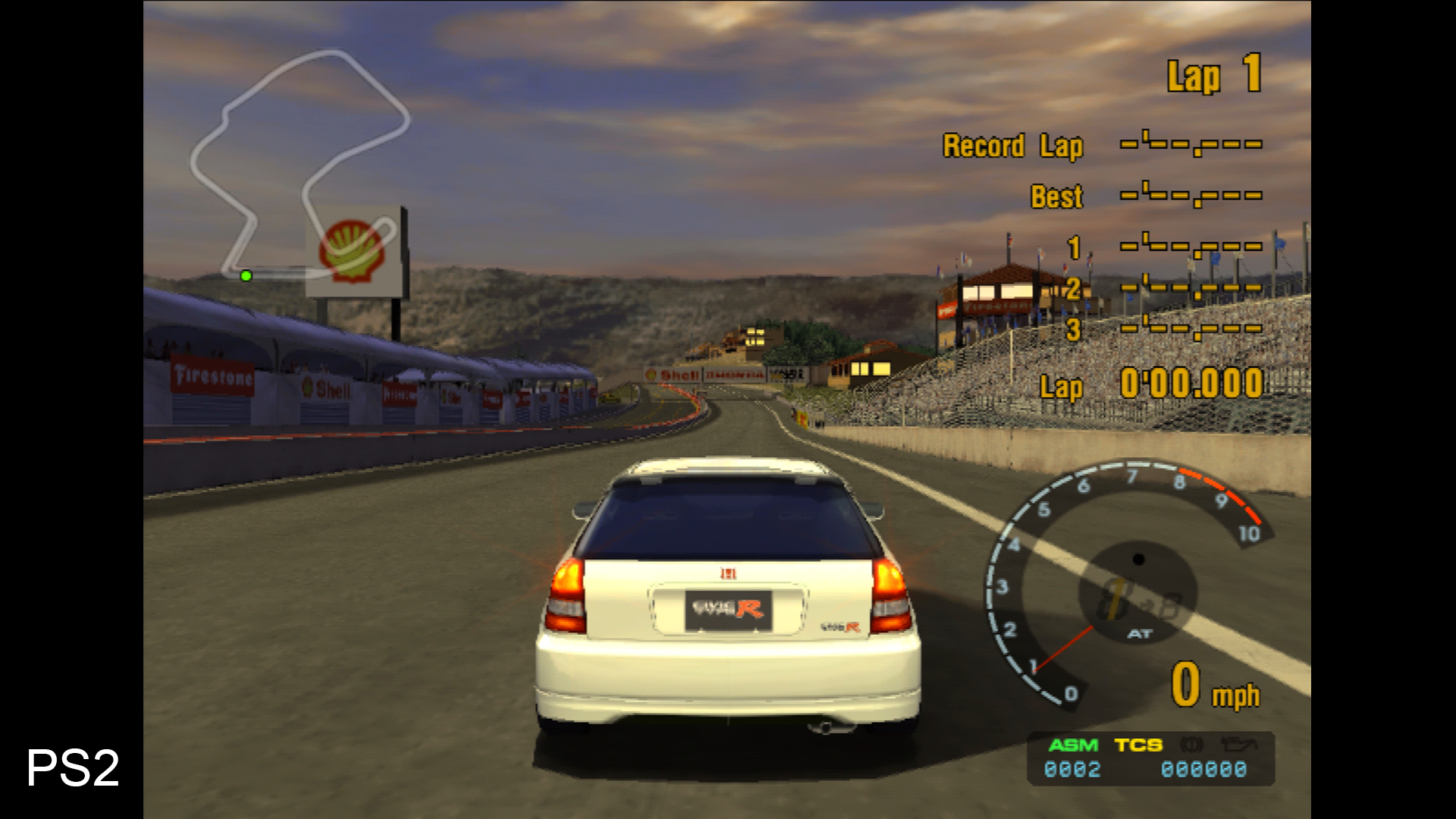 The Same Car And Track Across Three Generations Of Gran Turismo Here We See Laguna Seca As It Has Appeared Throughout Series