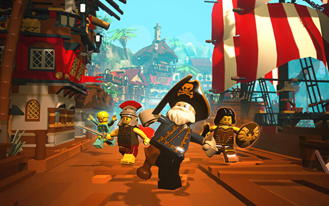 Minifigures has all the chunky, colourful hallmarks of a LEGO game and will be free-to-play from launch.