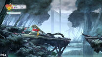Child Of Light Features A Different Gamma Set Up On The 360 And Xbox One,  Where Details In Dark Areas Are Crushed On Both Formats.