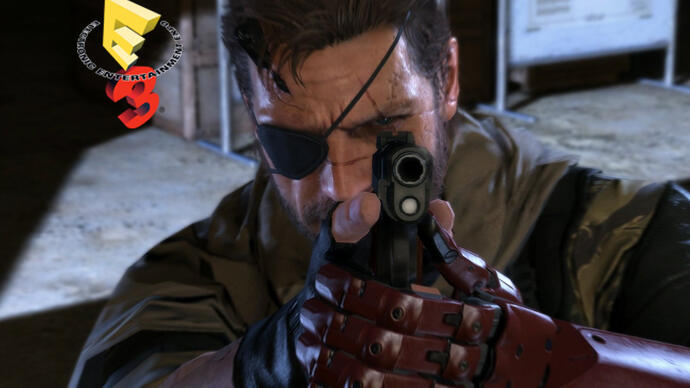 Metal Gear Solid V: The Phantom Pain, Kojima al massimo della forma - preview