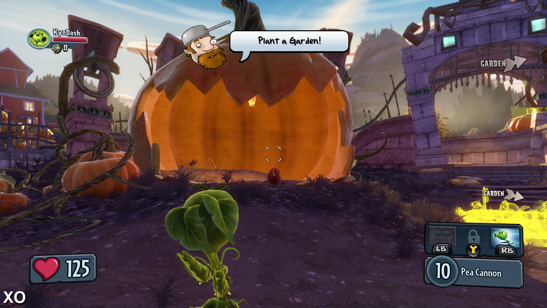 Face-Off: Plants vs Zombies: Garden Warfare on PS4 • Eurogamer.net