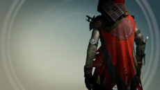 A dashing new cloak for Hunters.