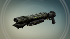 A new Hive-themed shotgun.