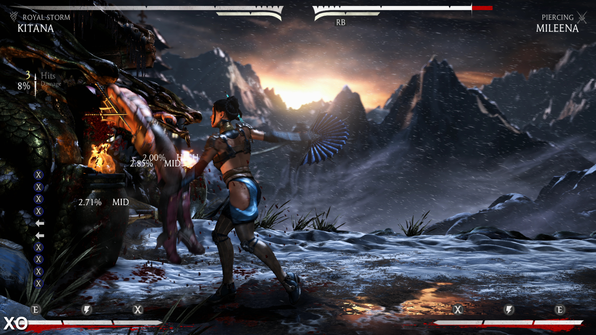 mkx online matchmaking
