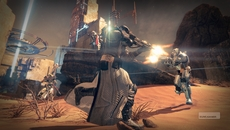 It's set within a Vex structure on Meridian Bay, Mars.