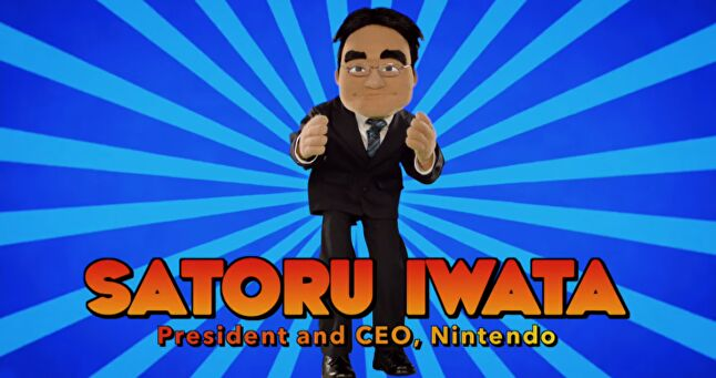 Nintendo Direct and the streamed E3 videos were the perfect platform for Iwata's warmth and humour to shine.