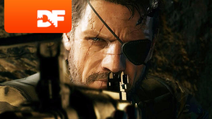 Metal Gear Solid 5: The Phantom Pain - analisi comparativa