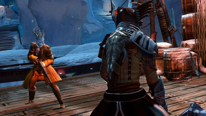 Guild Wars 2 Flame & Frost: Prelude update 28thJanuary