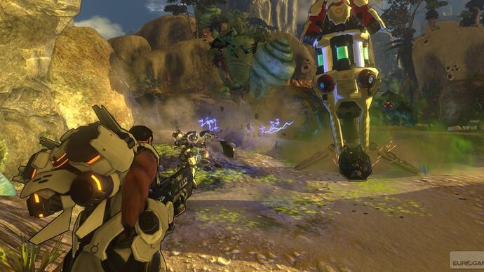 Firefall's first entirely public beta set to launch this weekend