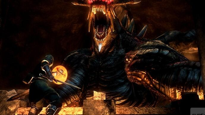 The Cave and Demon's Souls lead this week's PSN update