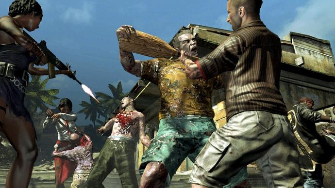 Dead Island Riptide shows off firstgameplay