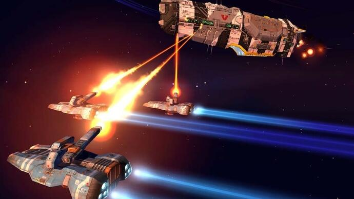 Web developer launches Indiegogo campaign to buy the Homeworld IP from THQ