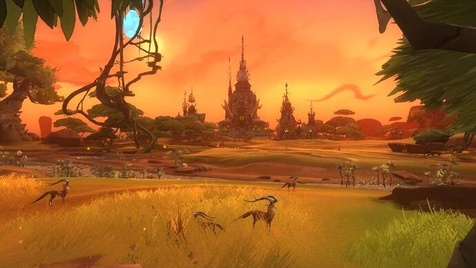 NCSoft's sci-fi MMO WildStar will launch in2013