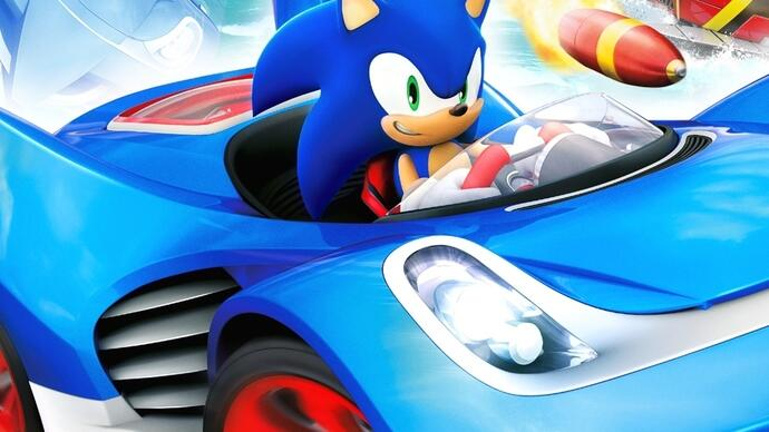 Face-Off: Sonic & All-Stars RacingTransformed
