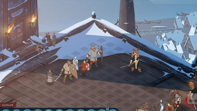The Banner Saga: Factions is out ofbeta