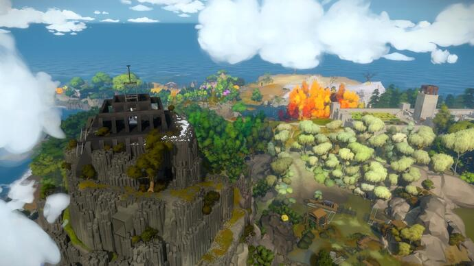 The Witness to debut exclusively onPS4