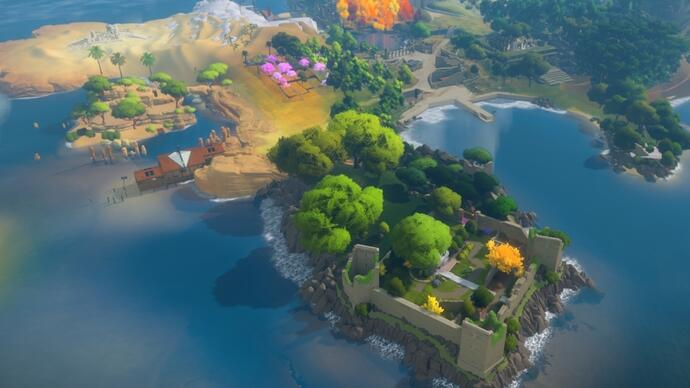 The Witness may launch on PC and iOS alongsidePS4