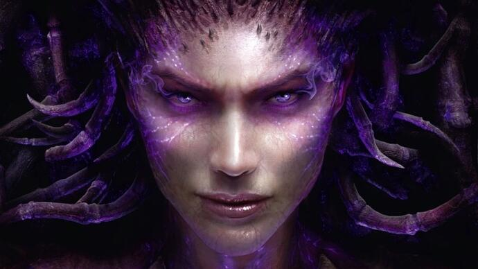 StarCraft 2: Heart of the Swarm LaunchEvent