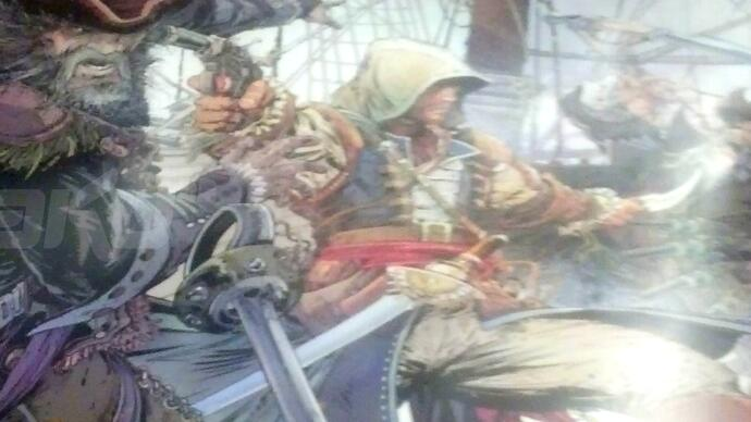 First details of pirate-themed Assassin's Creed 4: Black Flag