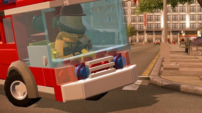 Lego City Undercoverreview