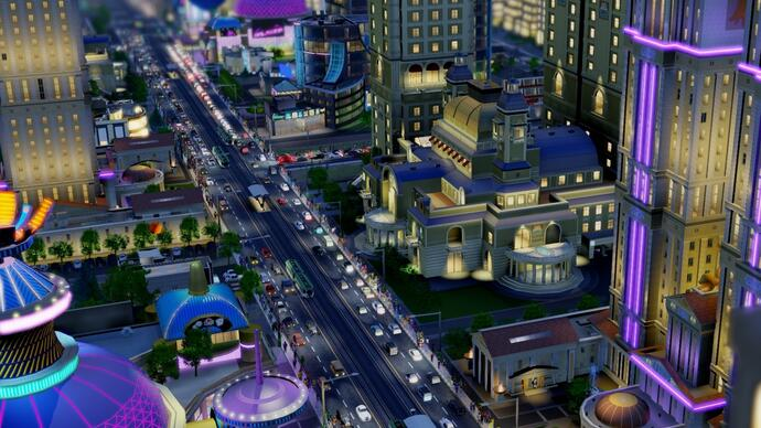 SimCity sells over one million copies in two weeks